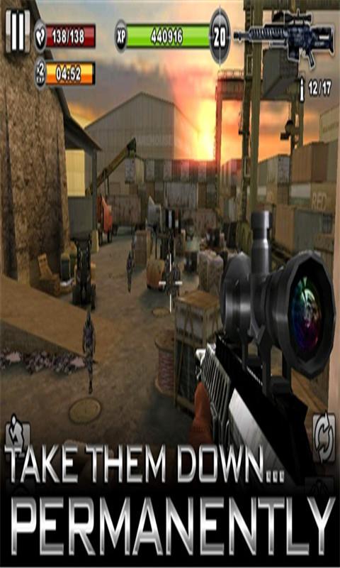 穿越火线3D游戏