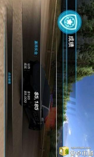 警匪飞车 賽車遊戲 App-癮科技App