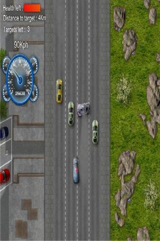 公路死亡赛车 Highway Death Racing