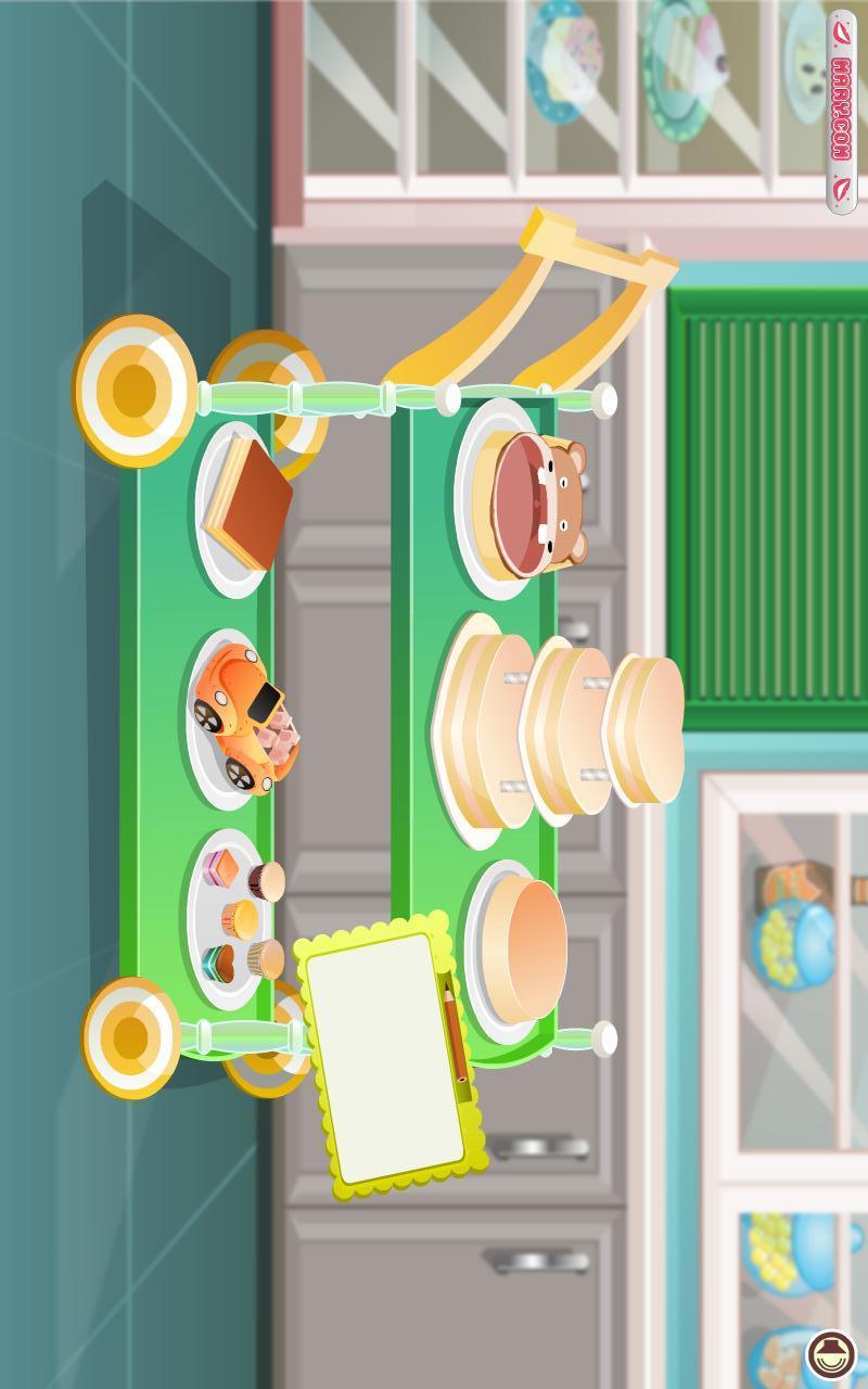 【免費遊戲App】甜蜜的蛋糕 - 烹饪游戏-APP點子