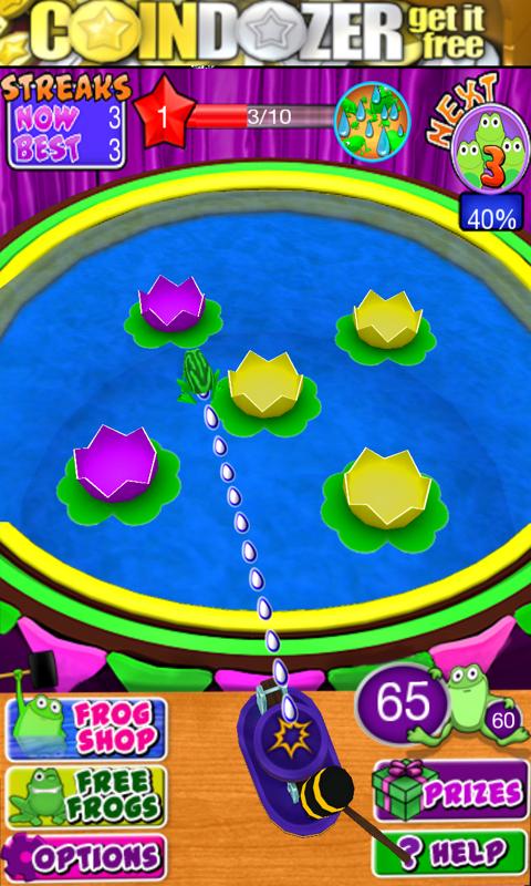 玩免費休閒APP|下載青蛙跳跃 app不用錢|硬是要APP