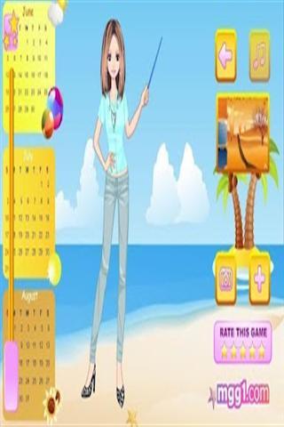 玩策略App|天气女郎装扮免費|APP試玩