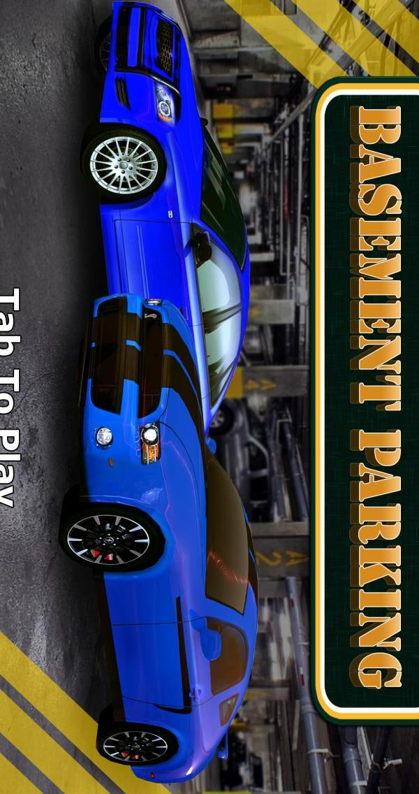 3D城市停车场