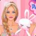 睡衣派对化妆 遊戲 LOGO-玩APPs