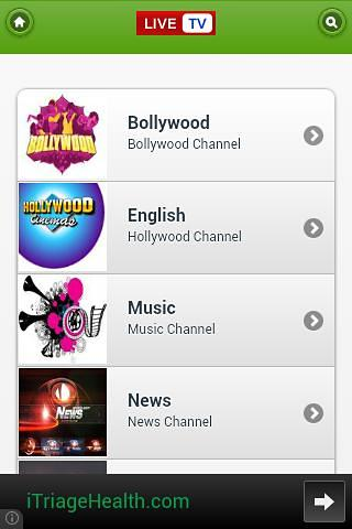 【免費媒體與影片App】直播电视节目-APP點子